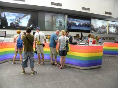 Todo listo en la capital para el WorldPride