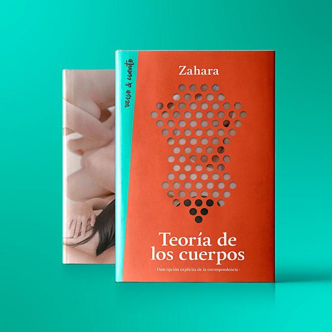 'Teoría de los Cuerpos' es el título del primer poemario de la cantante y compositora Zahara