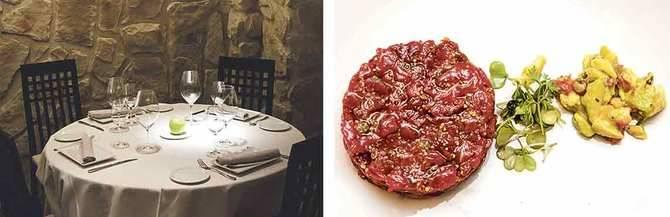 La calidad en los productos, la bodega y en el servicio son las notas distintivas del restaurante Zarracín.