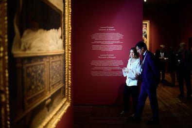 La muestra analiza la personalidad artística de dos de las mujeres más notables del arte occidental, a través de un total de sesenta obras.