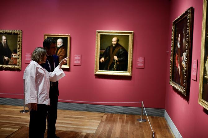 Dos mujeres notables del arte occidental protagonizan la nueva muestra del Museo del Prado