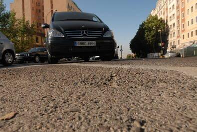 Plan renove para aceras y calzadas de Salamanca
