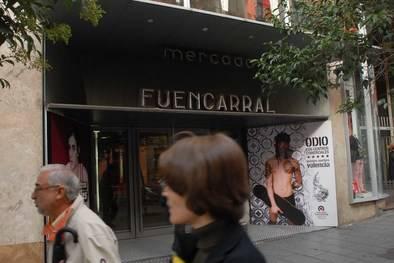 Adiós al mítico Mercado de Fuencarral