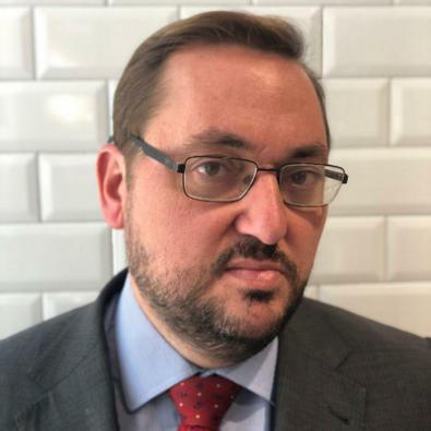 Alberto Serrano, de Ciudadanos, será concejal presidente de Hortaleza