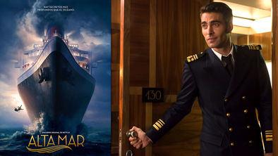 Contemplar a Jon Kortajarena con el uniforme de primer oficial del barco es uno de los motivos que invitan a ver este 'thriller'. No sólo su actuación es más que correcta, si no que, además, pocos se quitan la chaqueta con el garbo con el que lo hace Jon.