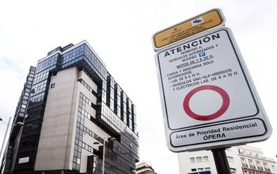 Al igual que sucede en el barrio de Ópera, más otros tres de Centro, algunas zonas de Chamartín podrían declararse como APR.