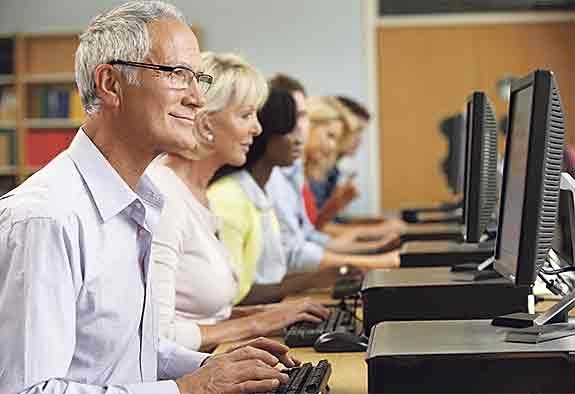 Todos los cursos están pensados para mejorar la calidad física e intelectual de los participantes.