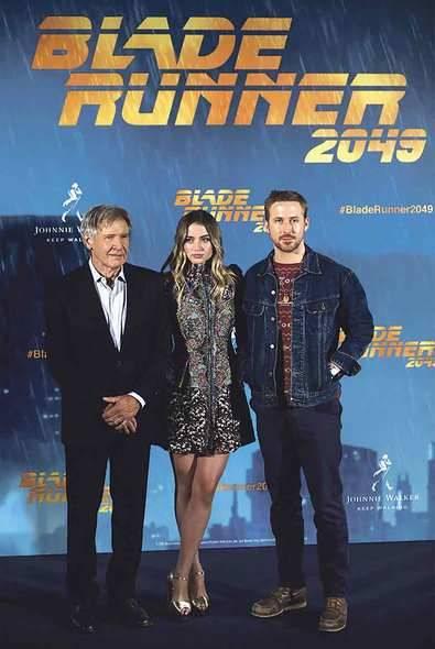 Misterio y acción, en 'Blade Runner 2049'