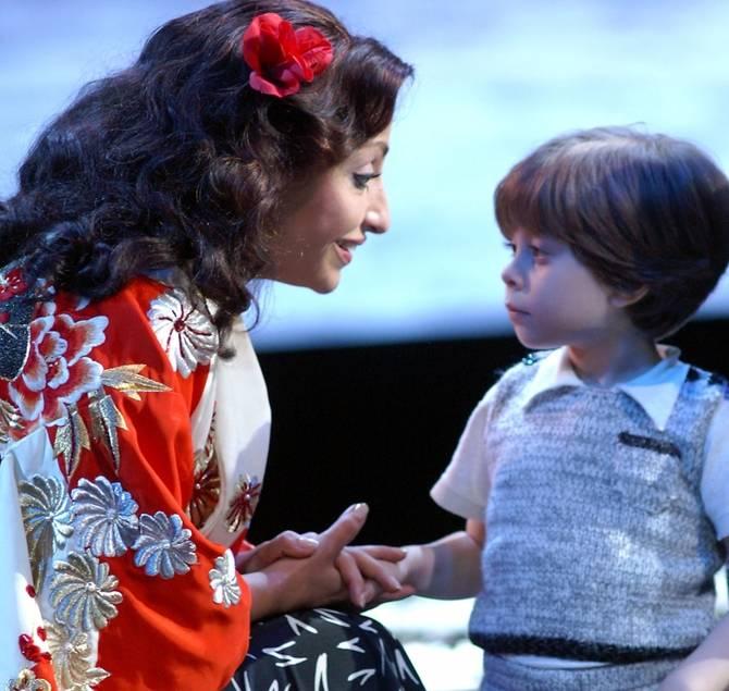'Madama Buterfly' se retransmitirá desde el Teatro Real