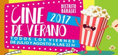 El Cine de Verano llega a Barajas