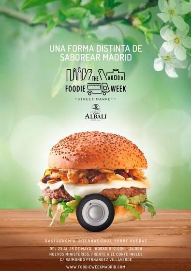 Nuevo punto de encuentro para The Foodie Week Viña Albali