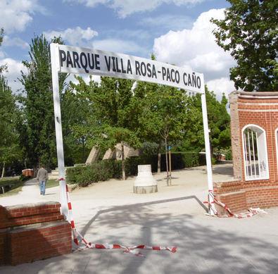 Tres iniciativas para poner a punto Villa Rosa