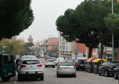 Los vecinos piden estudiar la movilidad en el Casco Antiguo de Hortaleza
