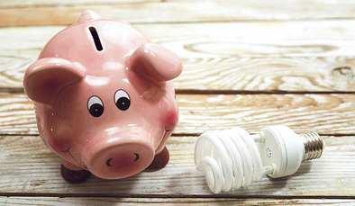 Para ahorrar en la factura de la luz