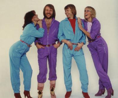 Un original homenaje a ABBA
