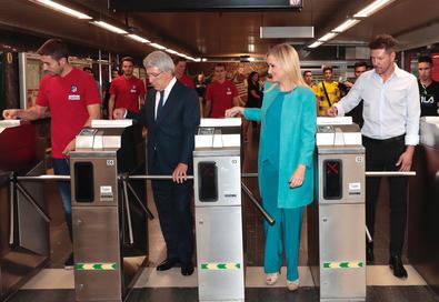 Cuenta atrás para el Wanda Metropolitano