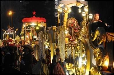 Ya se avistan los Reyes Magos por Ciudad Lineal