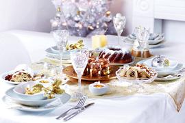 Es posible disfrutar de los festines gatronómicos de esta época sin coger peso, aplicando la moderación en su consumo.