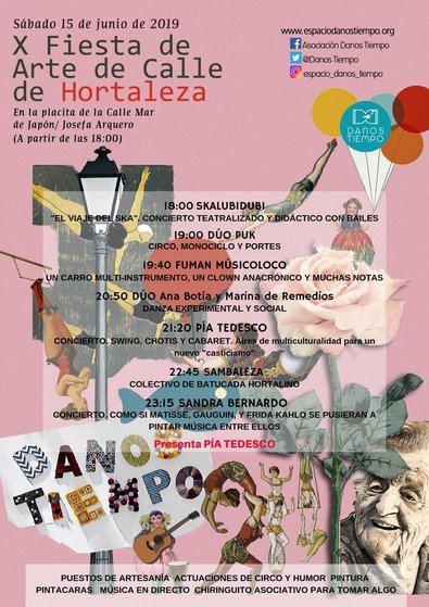 Empiezan las fiestas de los barrios en Hortaleza: de Sanchinarro a Manoteras