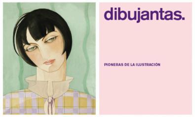 Las pioneras de la ilustración en España