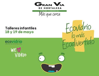 Celebra el Día Mundial del Reciclaje en Gran Vía de Hortaleza