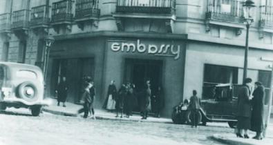¿Cierra el histórico Embassy?