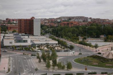 Nuevo barrio en el distrito Villa de Vallecas