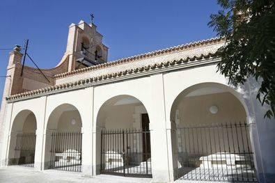 San Blas vuelve a su ermita restaurada