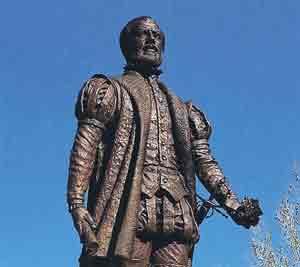 El 15 de marzo de 2015 fue inaugurado en Toledo el monumento a Juan de Padilla –en la imagen–.