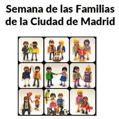 Los CAF celebran el Día Internacional de la Familia en Madrid