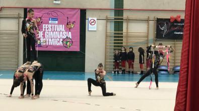 16 años de Gimnasia Rítmica en Hortaleza