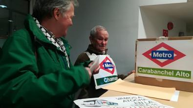 10.000 firmas para empujar la prolongación de la Línea 11 de Metro
