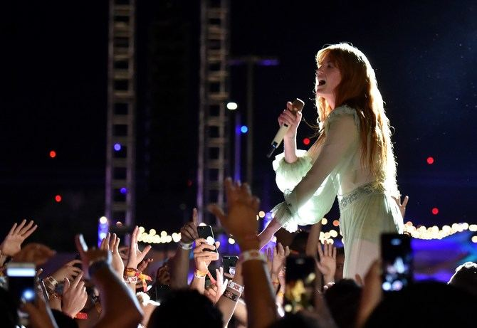Al frente de la banda se encuentra la cantante Florence Welch, considerada la gran diva del panorama musical independiente.