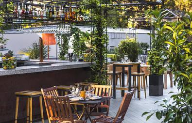 Las mejores terrazas de Madrid unidas en un concurso