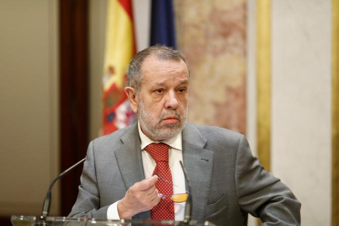 Francisco Fernández Marugán, Defensor del Pueblo