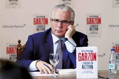 La indignación activa del juez Garzón