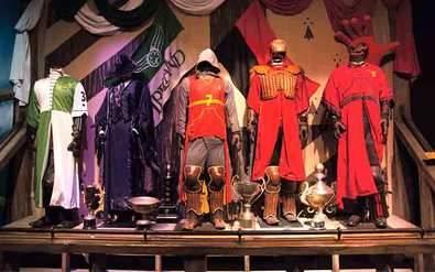 El mundo mágico de Potter, en Ifema