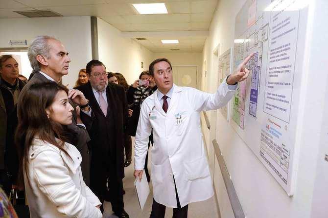 El Hospital de Móstoles y el Hospital Rey Juan Carlos actualizan sus instalaciones y cartera de servicios