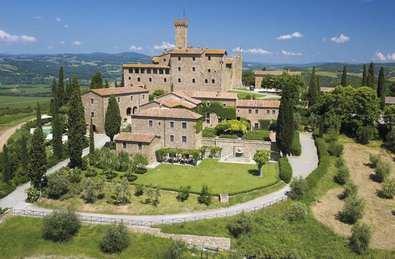 Alojamientos singulares, desde la Toscana a Mallorca