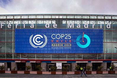 Plan de movilidad ante la Cumbre del Clima