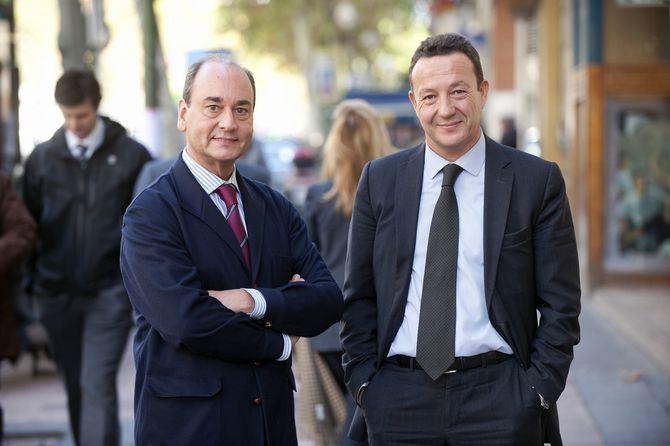 Fernando Martínez Vidal e Íñigo Henríquez de Luna irán en las listas de Vox a los próximas municipales y autonómicas, respectivamente.