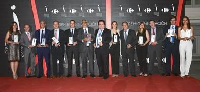 Carrefour premia a las compañías más innovadoras del sector de gran consumo