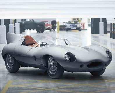 Jaguar D-Tyype