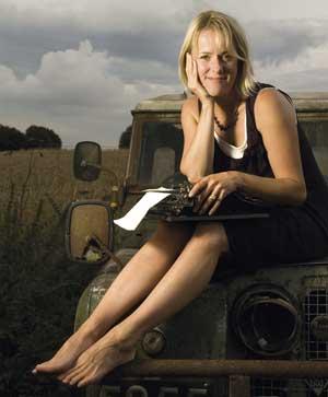 Jojo Moyes, hacedora de 'bestsellers'