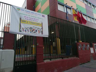 Todos los colegios organizan jornadas de puertas abiertas
