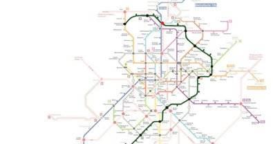 La M40 del Metro pasaría por Hortaleza