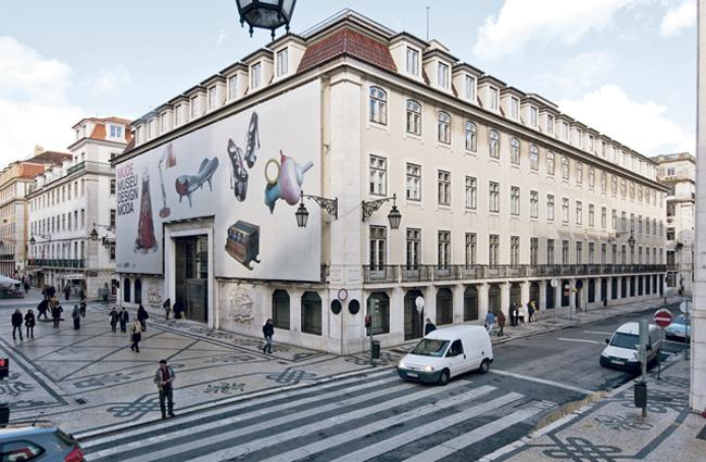 El Museu do Design e da Moda alberga más de 1.200 creaciones de  Jean Paul Gaultier, Yves Saint Laurent o Vivienne Westwood.