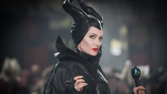 'Maléfica, maestra del mal', la película más vista del fin de semana