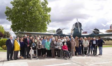 La comunidad de Madrid fomenta el envejecimiento activo