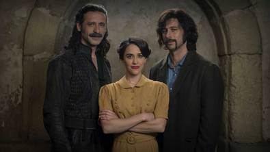 Las aventuras de Alonso De Entrerríos, 'Pacino' y Lola –componentes, en principio, de la patrulla– contarán en su cuarta temporada con 10 episodios, de 50 minutos aproximadamente cada uno.